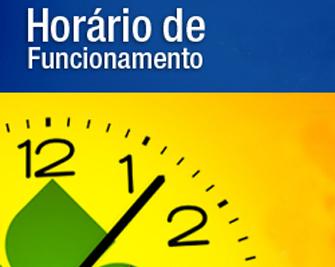 Novo horário de Funcionamento da Reitoria e das Pró-Reitorias