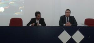 Secretário de Estado de Transparência e Controle do Maranhão, Rodrigo Lago discursa sobre transparência e a construção do estado de direito.