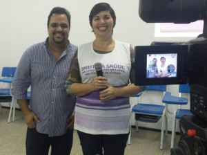 palestrante e professor Marcelo