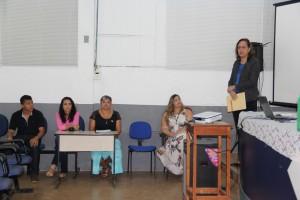 PROG recepciona alunos de Enfermagem