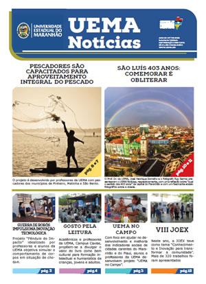 Jornal da UEMA – 3ª Edição 2015