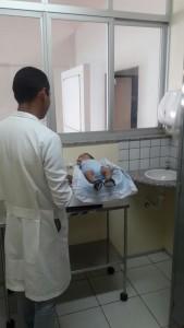 ambulatório caxias bebê