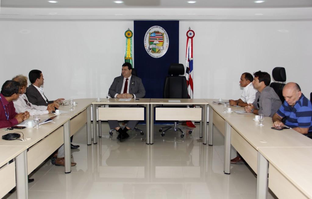 Reunião CBF2