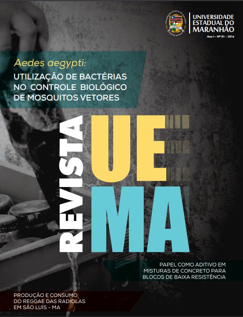 Revista Uema – Ano I – Nº 01 – 2016