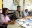 Reunião na qual Prefeitura cedeu prédio para a UEMA