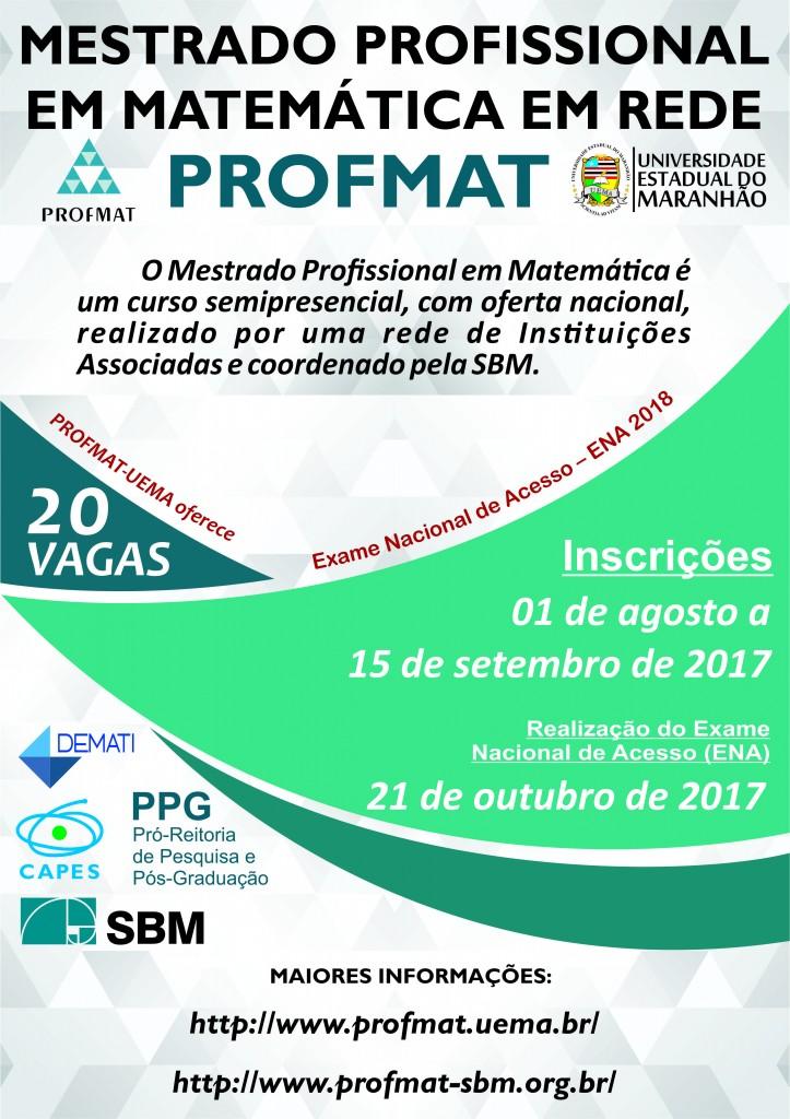 Cartaz 31x43cm PROFMAT 2018 (1)