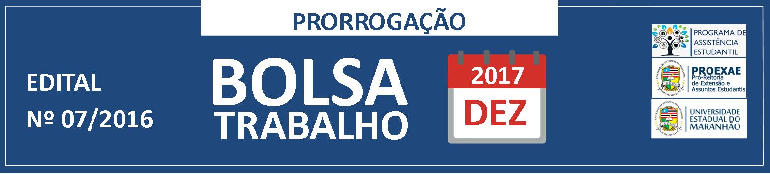 BOLSA-TRABALHO
