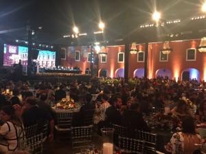 Noite de abertura do XXVI Congresso Nacional do CONPEDI.
