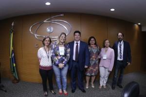 Décima Reunião Ordinária do Fórum Nacional do Sistema UAB ocorreu nos dias 28 e 29 de novembro. Foto: Divulgação.