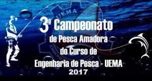 O 3º Campeonato de Pesca Amadora do curso de Engenharia de Pesca da UEMA. Foto: Divulgação.