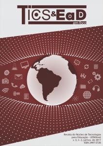 Nova edição da Revista TICs & EaD em Foco. Foto: Divulgação.