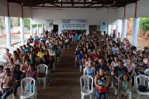 Encerramento do Programa Mais Extensão em Jenipapo dos Vieiras. Foto: Divulgação.