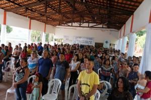 Mais Extensão no município de Jenipapo dos Vieiras. Foto: Divulgação.