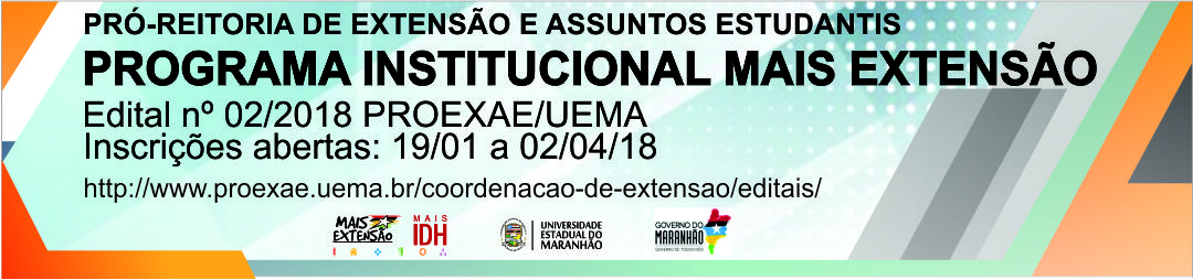 Chamada-LANÇAMENTO-DO-EDITAL-MAIS-EXTENSÃO-nº-001-2018-1