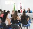 Abertura do estágio obrigatório de 26 alunos do curso de enfermagem do Campus Santa Inês da UEMA, em São Luís. Foto: Edson Ferreira.