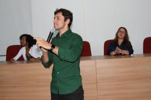 O presidente do PROCON/MA, Duarte Júnior. Foto: Edson Ferreira.