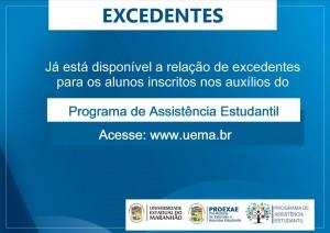 Programa de Assistência Estudantil. Foto: Divulgação.