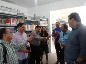 Biblioteca campus Santa Ines