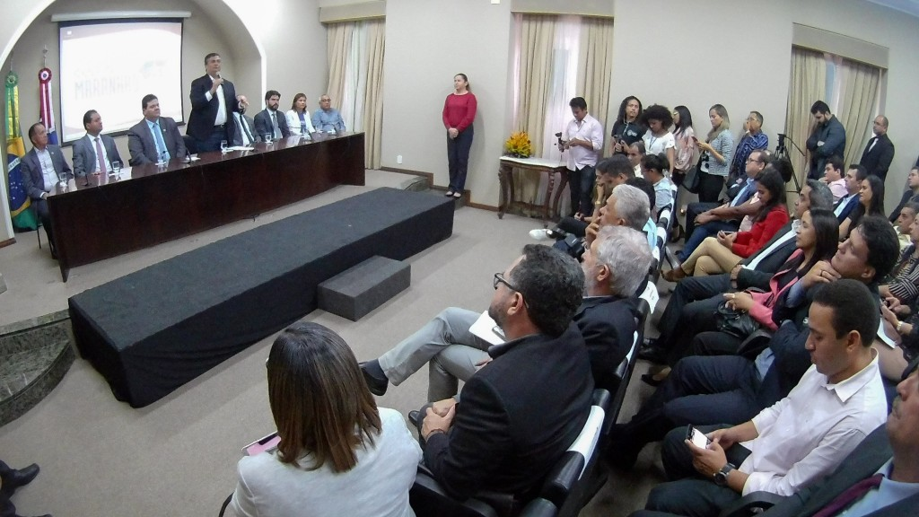 Discurso do governador Flávio Dino