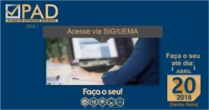 Divulgação_PAD_RAD_2018_notícia