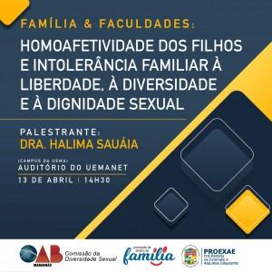 Banner Homoafetividade dos filhos e intolerância familiar