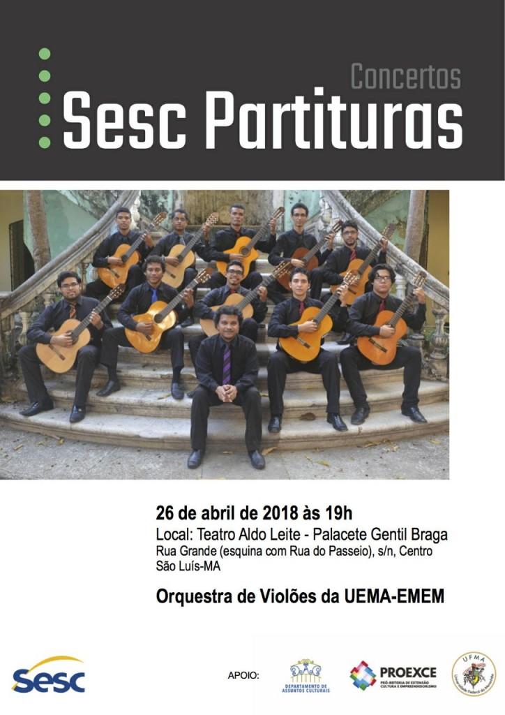 Concertos Sesc Partituras