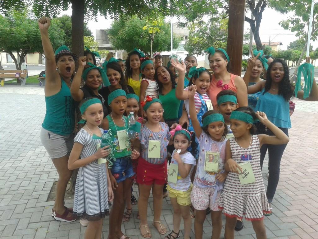 equipe verde