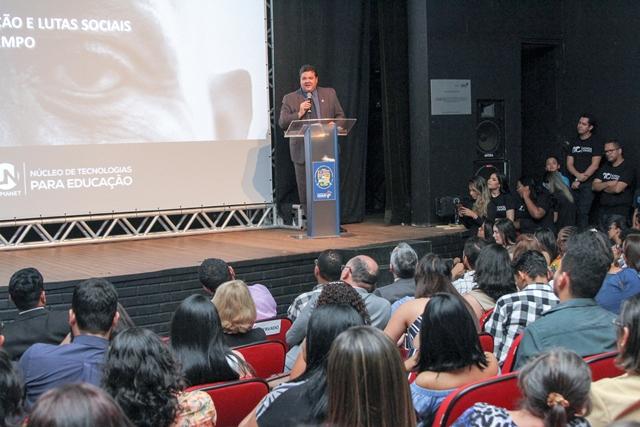 Reitor da UEMA, Gustavo Costa
