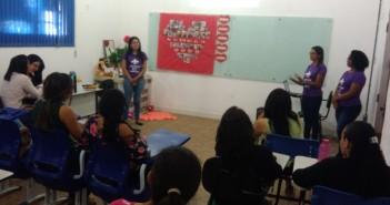 Comunicações orais - JIES - alunas do curso de Letras