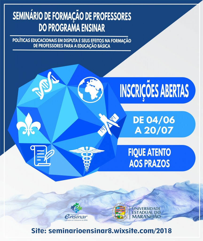 SEMINARIO - INSTA - Inscrições Abertas