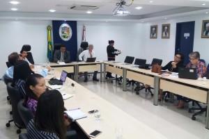 Reunião de Planejamento com a Reitoria (1)