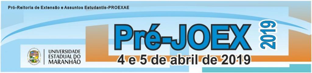 Pre Joex 2019