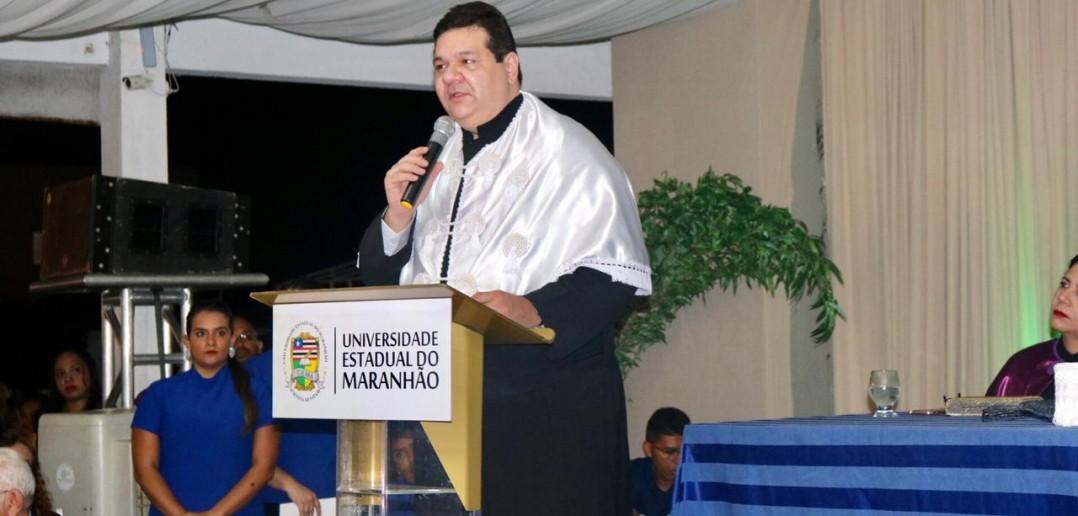 reitor Gustavo Costa