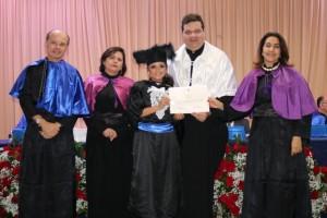 2º Cristiane Ribeiro da Silva, do Curso de Administração