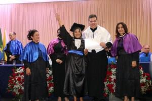 3º Naiana Cristina Chaves da Silva, do Curso de Pedagogia