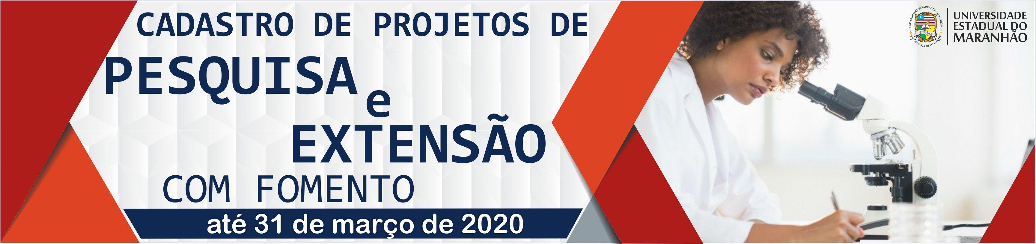 Divulgação_PROJETOS_Pesquisa_com_fomento_2020