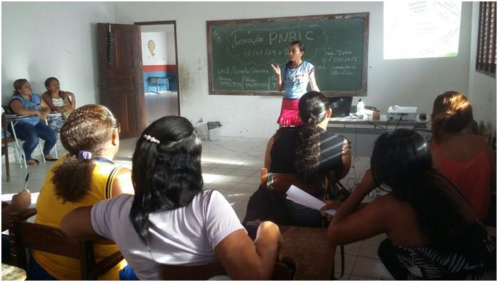 Projeto de Formação de Professores em Educação Especial da Rede Pública - Santo Amaro