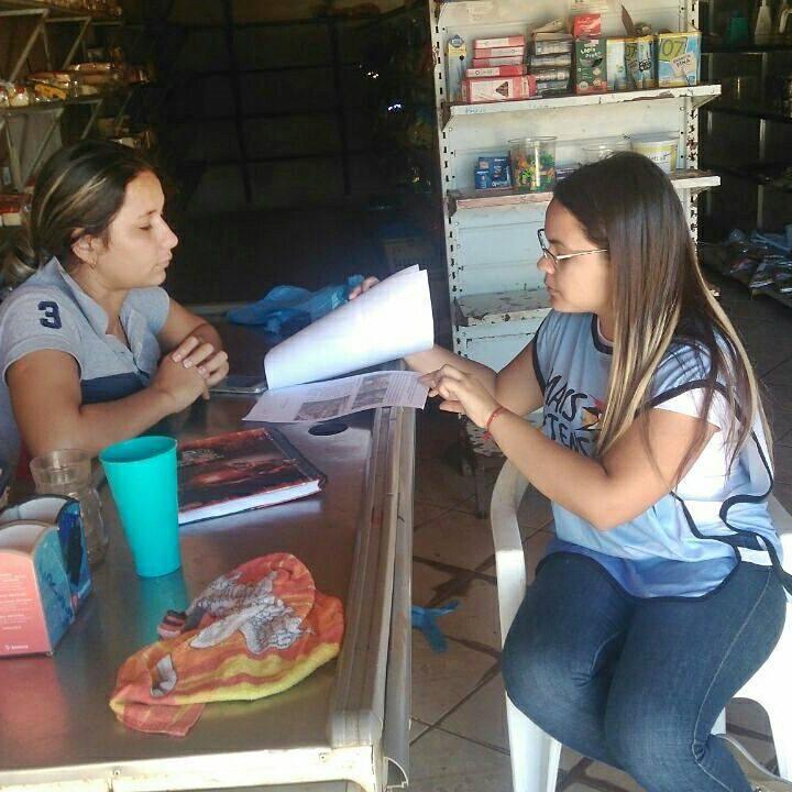 alunos de administra - timon - ações para melhoria do comercio local