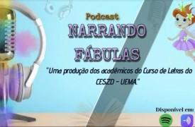 Acadêmicos do Campus Zé Doca realizam projeto Narrando Fábulas