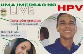 Grupo de pesquisadores do Curso de Enfermagem, Campus Caxias, realiza live sobre Papilomavírus Humano
