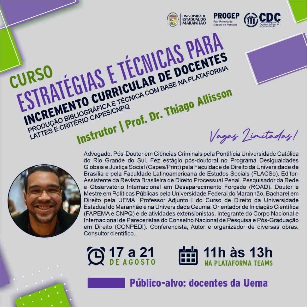 Flyer - Divulgação