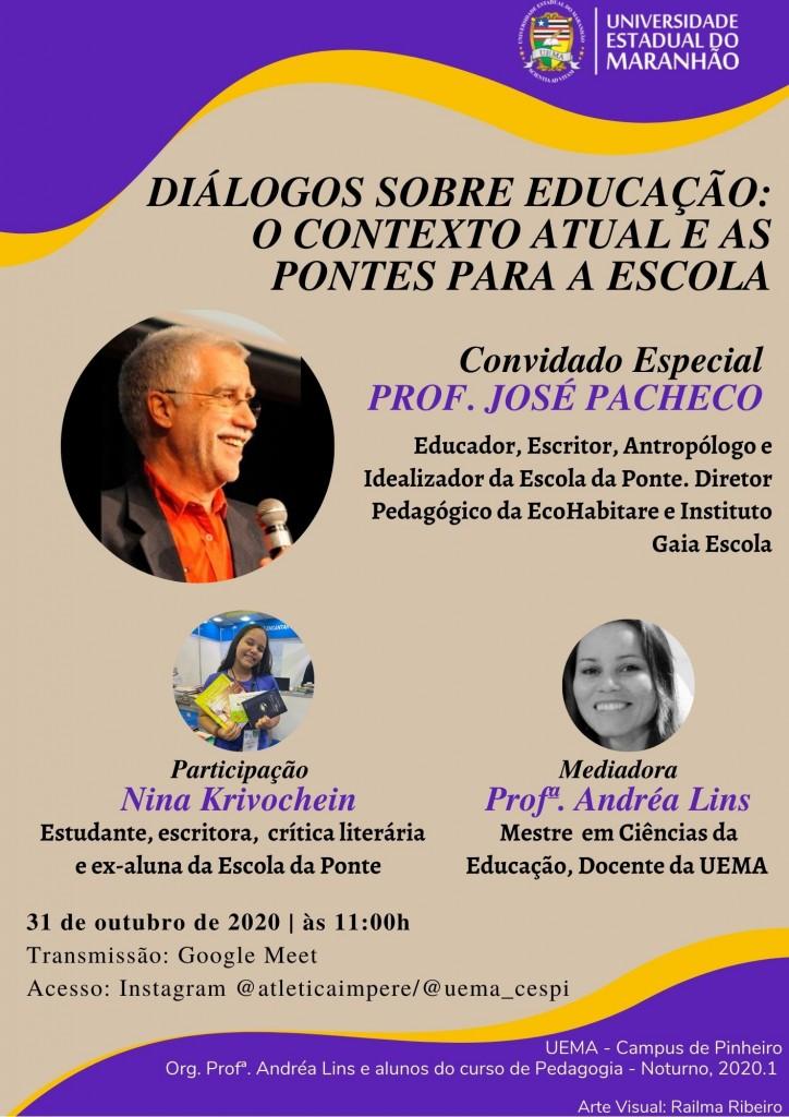 Flyer Prof PACHECO