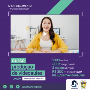 Prod Videoaulas Prorrogado