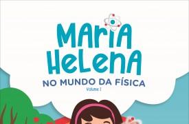 Professora do Campus Caxias lança livro de Física voltado para o público infantil