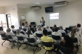 Pesquisadora do Campus Caxias desenvolve projeto sobre preparo e administração de medicamentos em hospitais do município