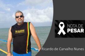 Nota de Pesar – Ricardo de Carvalho Nunes