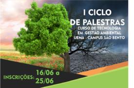 Campus de São Bento realizará I Ciclo de Palestras sobre Mudanças Climáticas