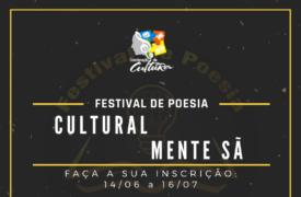 Abertas as inscrições para o Festival de Poesia da UEMA