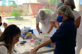 Campus Grajaú e Hospital Regional de Grajaú realizam ação em alusão ao Julho Amarelo