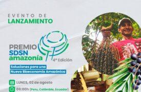 Prêmio reconhece soluções de bioeconomia na Amazônia com até R$ 30 mil